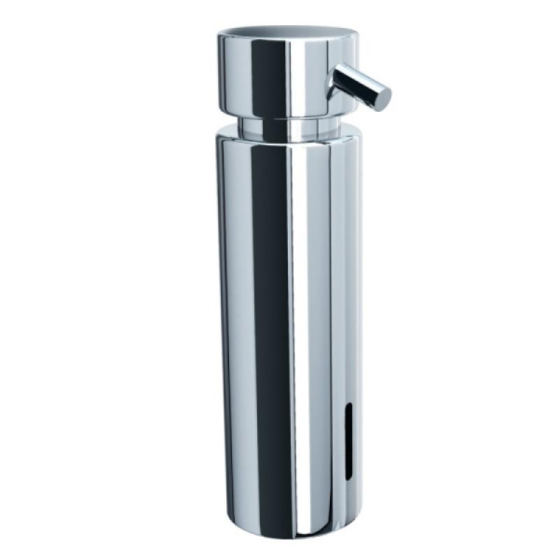 D44C Дозатор для жидкого мыла 300 мл настольный полированный