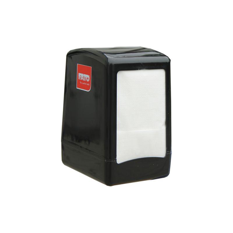GJC001 Дозатор ЧЕРНЫЙ для салфеток BAR, пластик