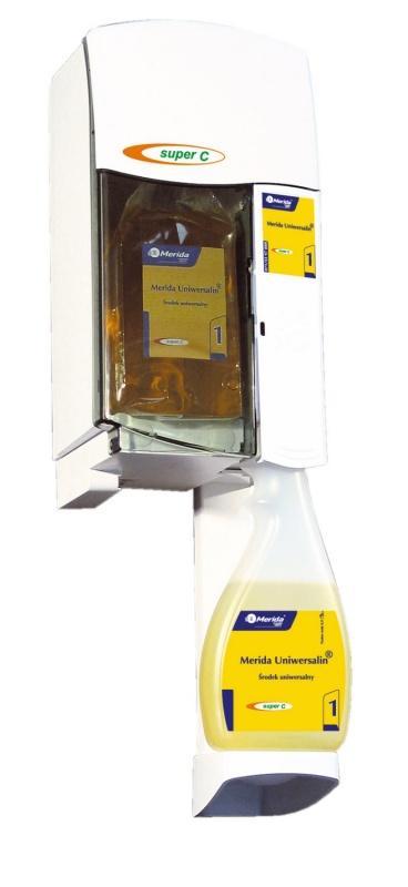SC10 Дозатор SUPER C для бутылок