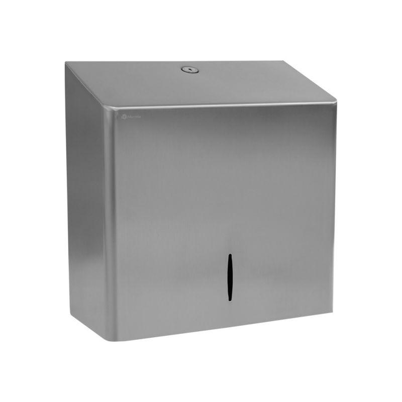 ASM103 Держатель бумажных полотенец ZZ STELLA R10 ADVANCED MAXI нержавеющая сталь матовый
