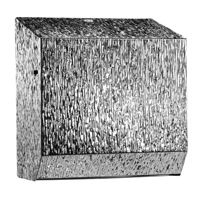CDI301 Держатель бумажных полотенец в рулоне автомат MERIDA INOX DESIGN ICICLE LINE