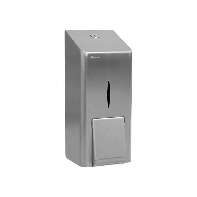DSM204 Дозатор мыльной пены STELLA R10 ADVANCED нержавеющая сталь матовый