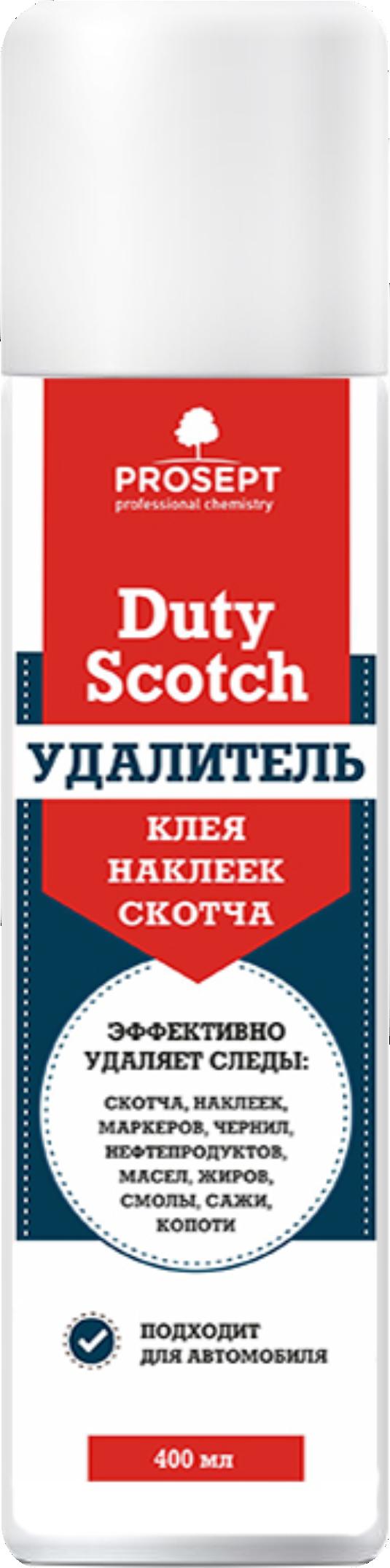 DUTY SCOTCH средство для удаления клея, скотча 0,4л