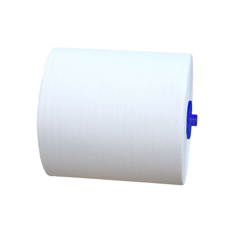 RAB312 Полотенца рулонные для автоматов 240м бел 2-слойные УП1/6