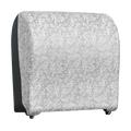 CUH354 Держатель бумажных полотенец в рулонах автомат Maxi Solid Cut UNIQUE PALACE LINE SPARK