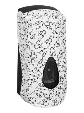 DUH257 Дозатор мыльной пены UNIQUE CHARMING LINE SPARK