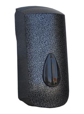 DUH269 Дозатор мыльной пены UNIQUE GLAMOUR BLACK LINE SPARK