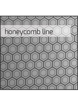 BDH201 Держатель туалетной бумаги MERIDA INOX DESIGN HONEYCOMB LINE