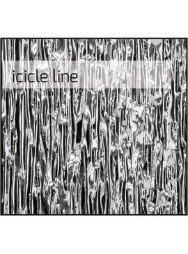 KDI101 Корзина 27л навесная открытая MERIDA INOX DESIGN ICICLE LINE