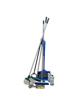 Комплект для уборки лестниц, гаражей и подсобных помещений