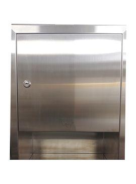 NBS024 Очиститель для нержавеющей стали METASOFT 600мл